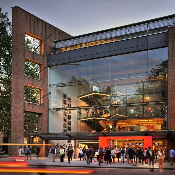 Image of Sadler's Wells exterior