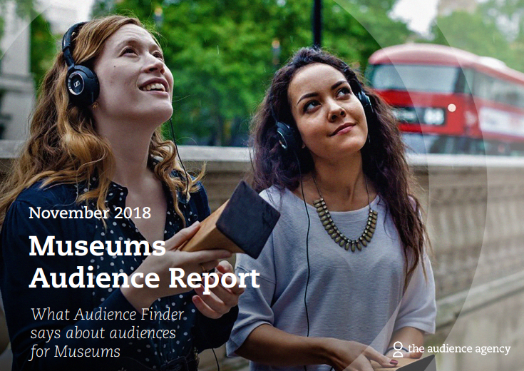 Museums Audience Report 2018 Cover Imagepng