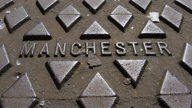 Image of Manchester Manhole cover