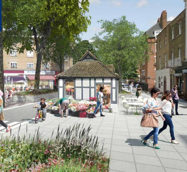 Image of Create Church Street digital design