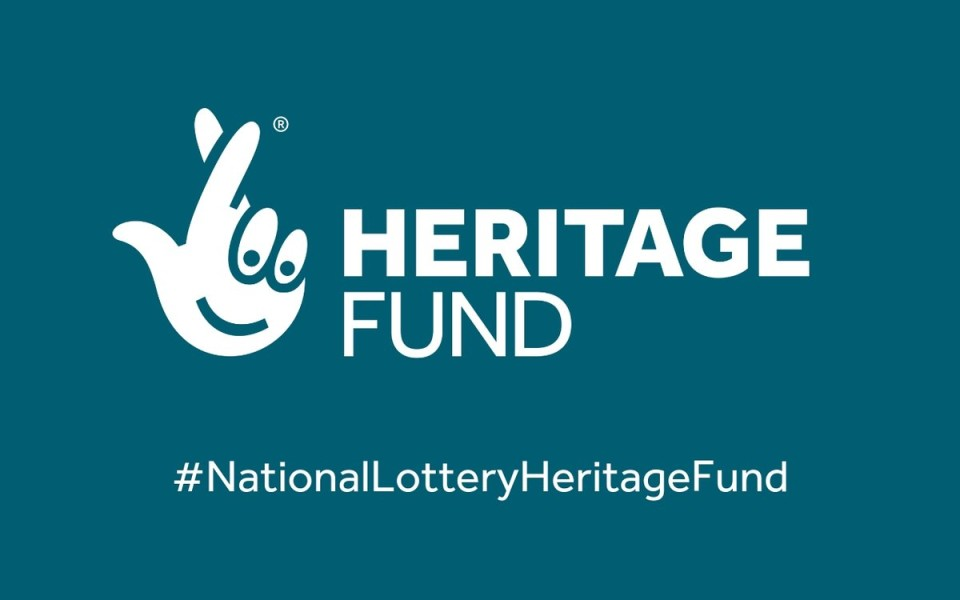Image of National Lottery Heritage Fund logo