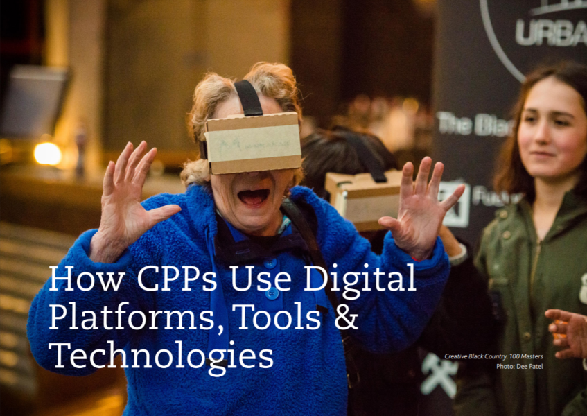 Image of How CPPs Use Digital