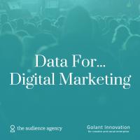 Photo of Data For... Digital Marketing (London) - POSTPONED