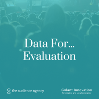 Photo of Data For... Evaluation (Manchester)