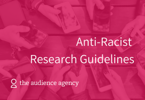 Photo of New Anti-Racist Research Guidelines for arts and culture in progress file