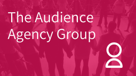 Image of THE AUDIENCE AGENCY GROUP