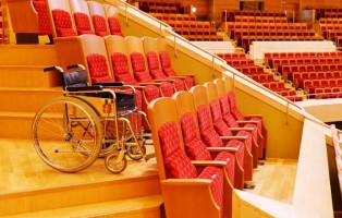 Photo of Win-win for disabled arts-lovers and the sector file